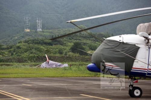 浙江千岛湖通用机场内一架直升机坠毁 机上7人2死5伤